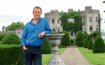 Actor Dominic West pulls in the crowds to Limerick village