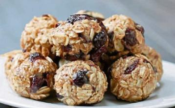 All About Food: Healthy snacks for busy active teenagers