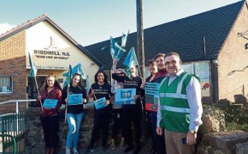 Limerick school secretaries join nationwide strike over pay