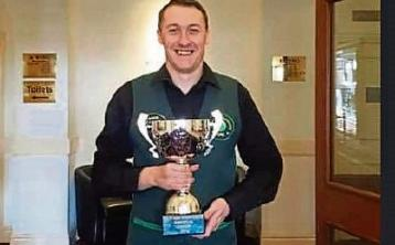 Limerick's Jason Waters claims Home Nations Singles Pool Championship