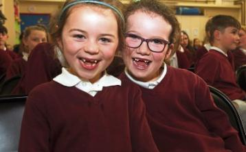 Physics equals fun for county Limerick pupils during National Science Week