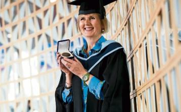 Limerick student proves age no barrier to success and eyes return to classroom