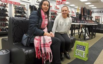The 'landscape' of winter sales has changed says Limerick retailer