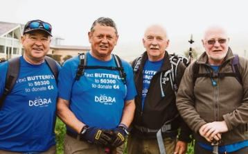 Limerick fundraisers for rare skin condition give thanks