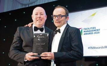 Prestigious award for Limerick technical firm