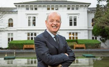 BREAKING: Des Fitzgerald to step down as President of the University of Limerick