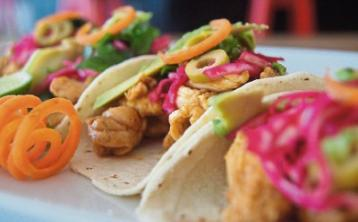 All about food: 'Cue the Mariachi music' - Ginger Girl