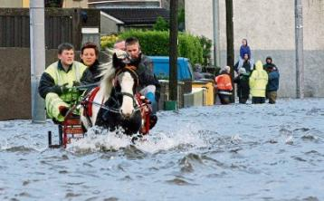 'Deficiencies' identified in Limerick council's flood relief effort