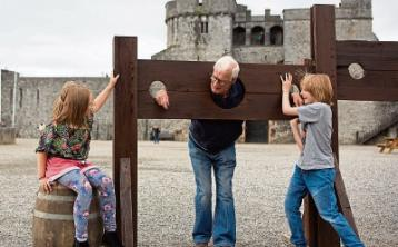 Make a day of it: King John's Castle – Limerick's most iconic landmark