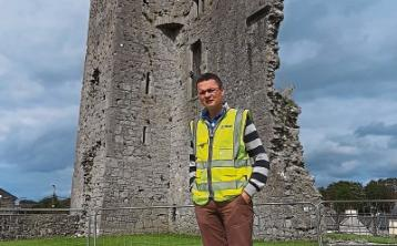 Historic Limerick castle open to the public for the first time