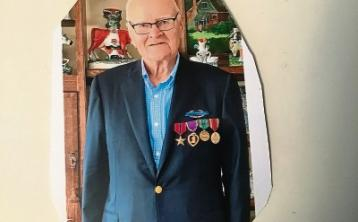 OBITUARY: A burial with full military honours for Limerick industrialist and WWII soldier Tom