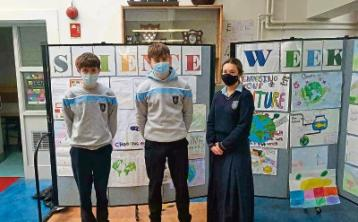 Wild About Wildlife: Celebrating science week in Limerick