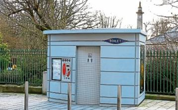 Hunt to find public toilets in Limerick is 'pee-s' of cake!