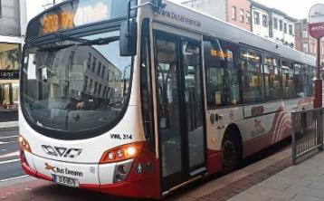 Anger at changes to route of Limerick bus service