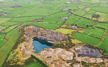 What lurks beneath Limerick quarry? asks environmental group