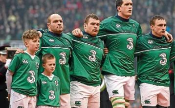 Limerick brothers are mascots for Ireland 6 Nations game