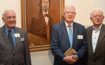 """Exhibition ofpatriot portraits welcomed """"back to Rathkeale"""""""
