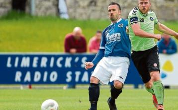 The best pictures as Limerick FC begin FAI Cup campaign
