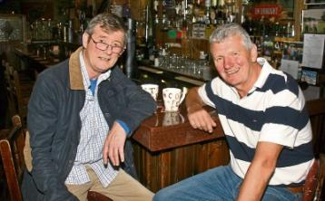 Limerick poets 'in exile' at Tom and Jerry's pub