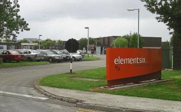 Staff vote for industrial action at Element Six in Shannon