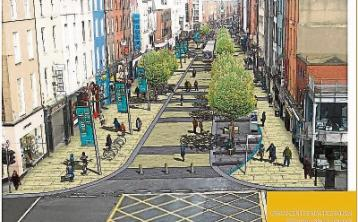 Council says pedestrianisation 'not only option' for Limerick's O'Connell Street