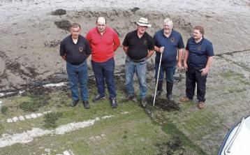 Council to clean 'dangerous' slipway in Foynes