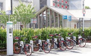 Limerick cyclists clock up 27,000kmsin Bikeshare journeys