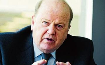 VIDEO: Michael Noonan reacts to media coverage of his health issue
