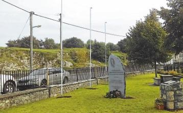 Locals 'disgusted' after flags removed from Askeaton park
