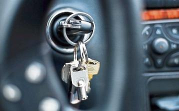 Limerick gardai appeal to motorists not to leave car keys in ignition