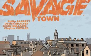 Limerick is 'savage' in best sense, says comics creator