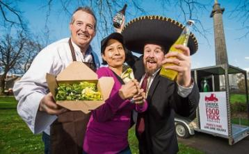 Culinary explosion for Limerick as city lands food truck festival