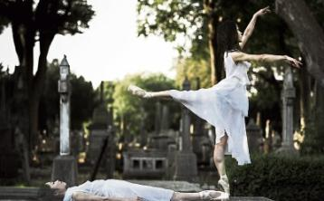 Ballet Ireland bring classical Giselle into the 21stcentury