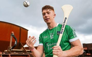 Limerick's Cian Lynch goes to the U-21 well for an 11th time