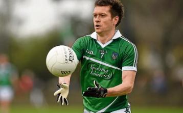 Former Limerick footballer Ranahan takes up County Board officer role
