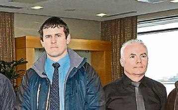 Cllr John Costelloe (right) has turned fire on his northside rival Cllr Frankie Daly