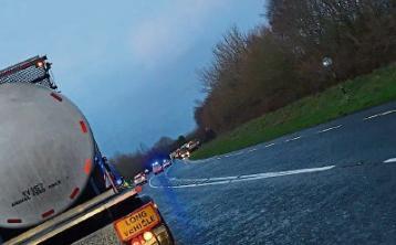 Woman seriously injured following Limerick road crash