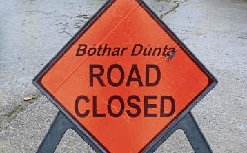 ALERT: Slip roads on approach to Limerick Tunnel to be closed to facilitate works