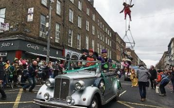 WATCH: Thousands flock to Limerick for 'absolutely fantastic' St Patrick's Day parade