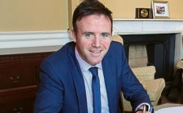 Limerick TD Tom Neville welcomes new dual diagnosis work