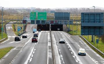 Limerick Tunnel set to close to facilitate road marking works