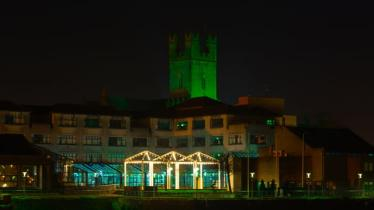 WATCH: Limerick goes green for St Patrick's Day 2021