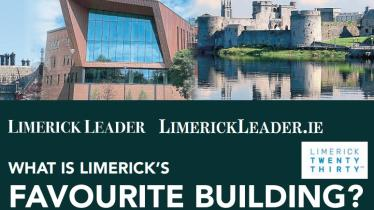WATCH: What is Limerick's Favourite Building? Time to nominate your number one