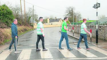 WATCH: Limerick Hurlers back kitman's 141km journey for charity