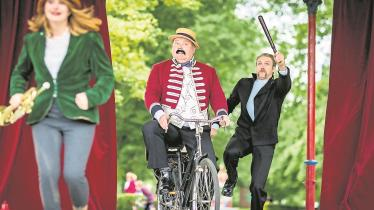 WATCH: Murder mystery about to unfold in Limerick People's Park