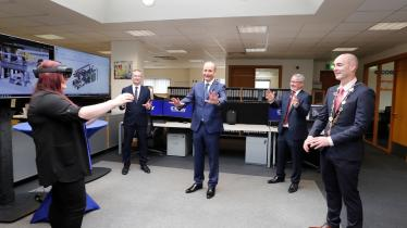 WATCH: Limerick remains 'to the core' of engineering firm as new jobs announced