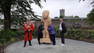 WATCH: Museum in a Garden to breathe new life into Limerick following official opening