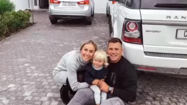 WATCH: Munster Rugby's CJ Stander makes emotional family homecoming to South Africa