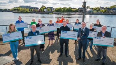 WATCH: Thousands of euro raised for local charities following Great Limerick Run
