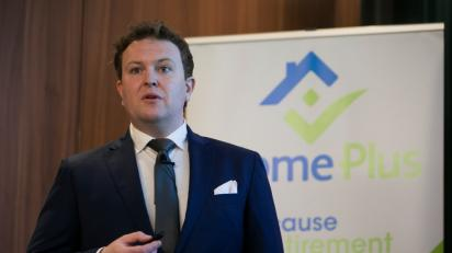Home Plus launches Home Reversion Product for over 55's in Limerick